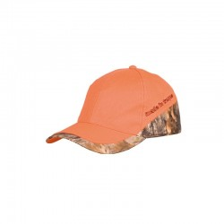 CASQUETTE ORANGE / CAMOUFLAGE 3DX SOMLYS
